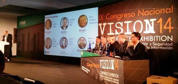 Mesa de Debate VISION14